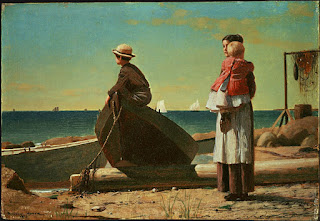 Winslow homer painting cape ann