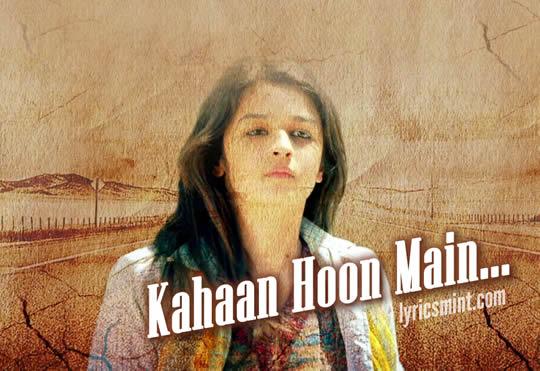 Alia Bhatt in Kahaan Hoon Main from Highway