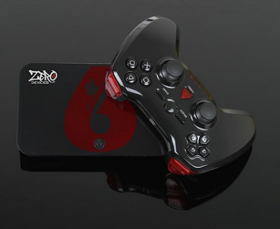 Zero Devices Z6C Android-powered Entertainment Box