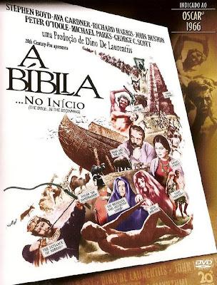 Baixar   A Bíblia… No Início   DVDRip Dublado