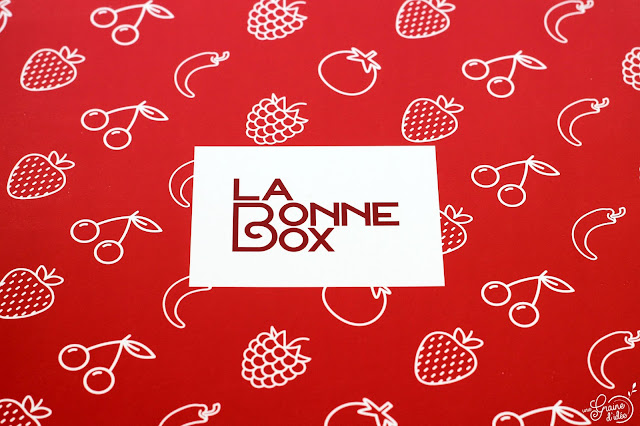 La Bonne Box Août 2015