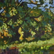 CORK OAK PAINTINGS
