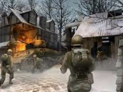 www.juegosparaplaystation.com Call of Duty 2: Big Red One ps2 iso ntsc