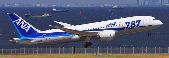 all nippon airways flight