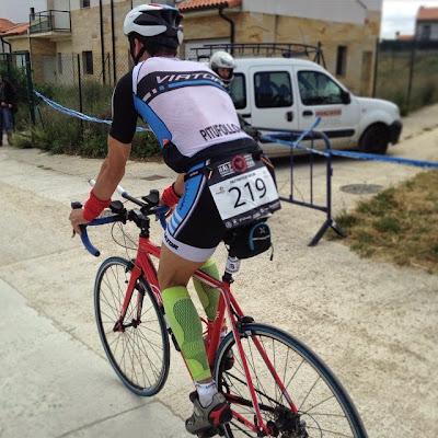 half triahtlon pamplona ciclismo iruña bici