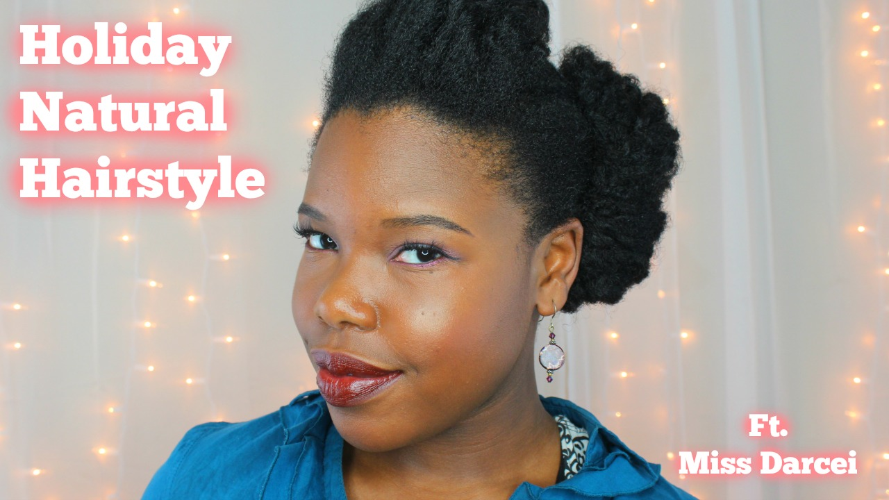 Natural Hair Style Inspiration for New Year\'s Eve | CurlyNikki ...