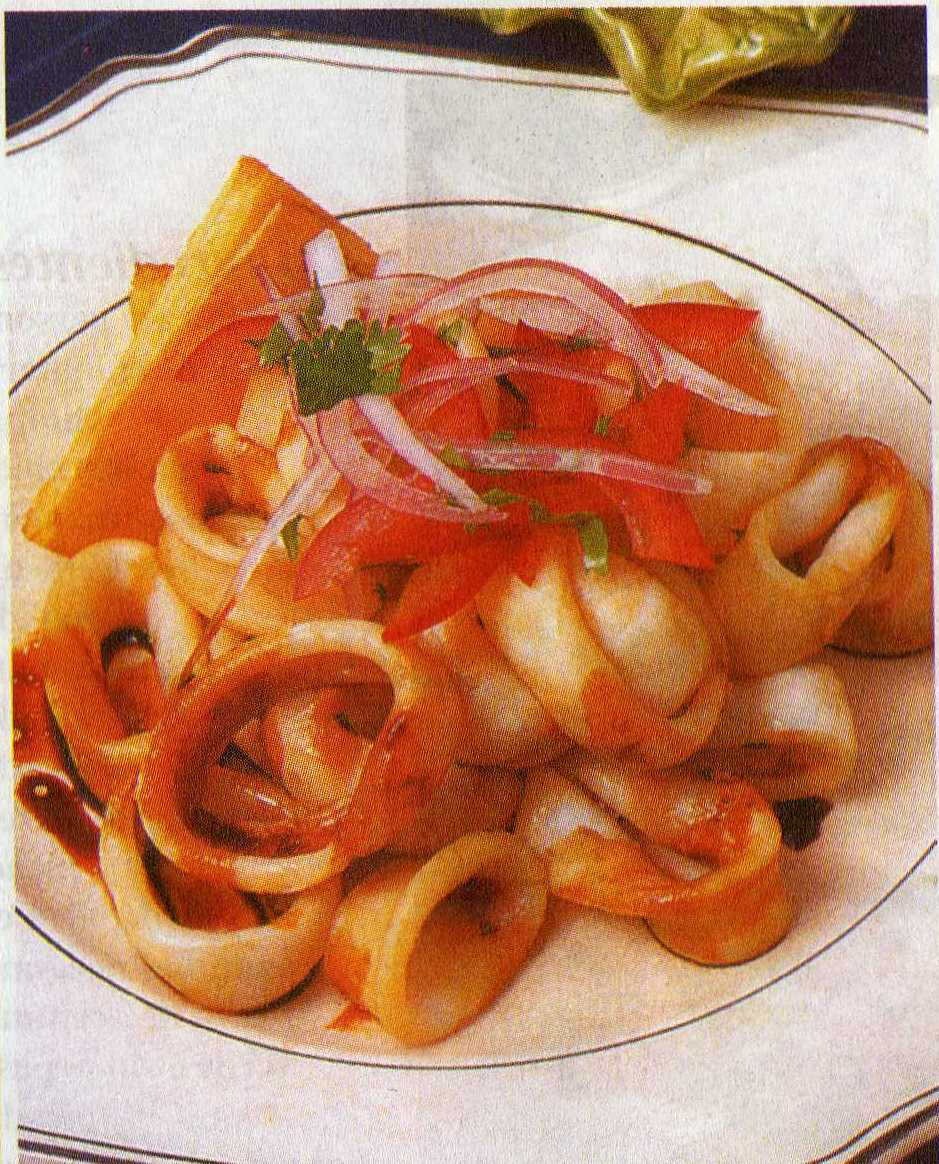 Cocinar rico cocina facil calamares fritos for Cocinar 7 mares