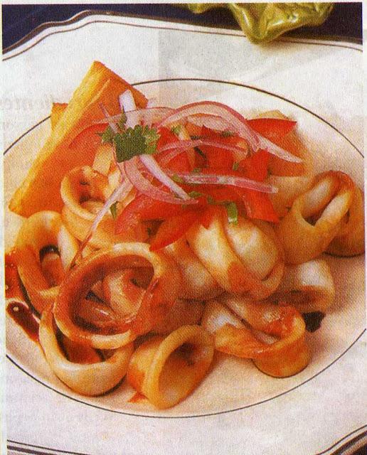 cocinar rico cocina facil calamares fritos