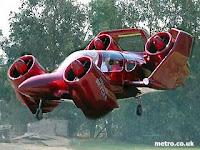 Mobil Terbang Segera Dipasarkan Tahun 2012
