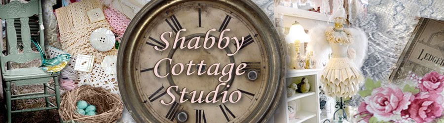 Shabby Cottage Studio ~Gail Schmidt ~ Artist