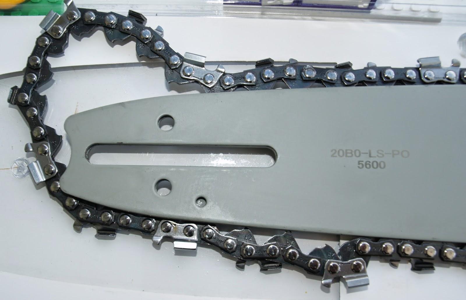 Chain Saw Bar