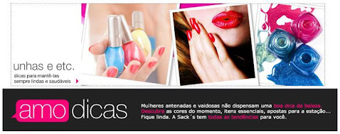 DICAS DE UNHAS
