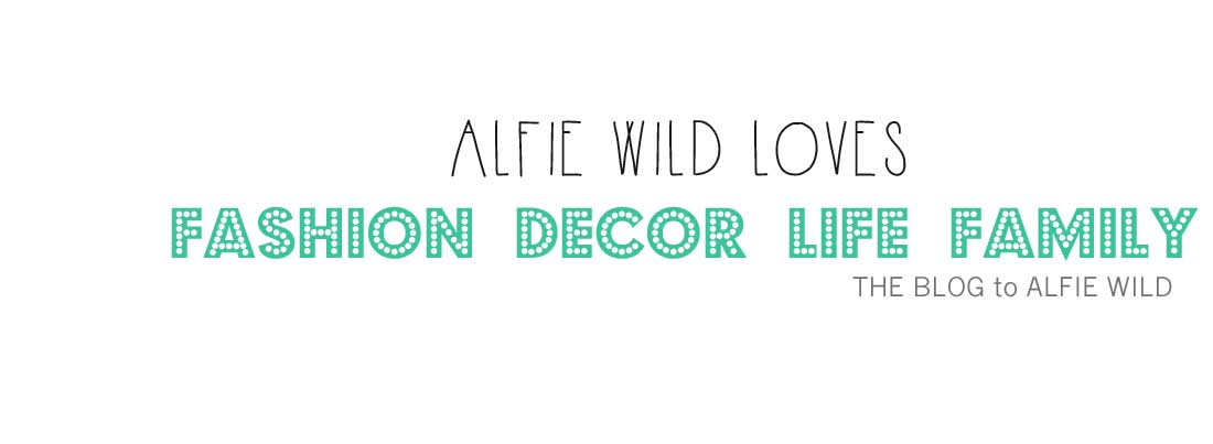 alfie wild loves