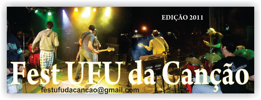 Fesf UFU da Canção - 2011