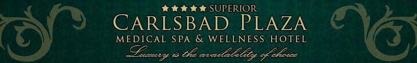 CARLSBAD PLAZA Medical Spa & Wellness Hotel 5* Superior