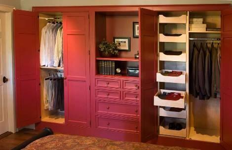 Closets y armarios para la habitacion principal buenas for Closet dormitorio matrimonial