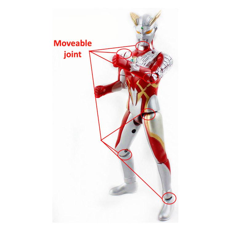 Ultraman Zero New Form Ultraman Zero Strong C...