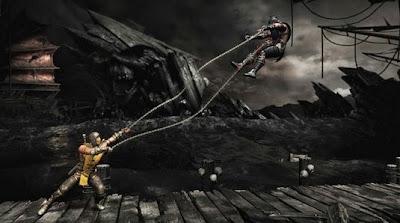 Gameplay Mortal Kombat X Premium Edition