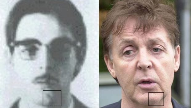 In My Belief The Paul McCartney We Know And Love For His Music Is Also Willem Campbell That Went Under Plastic Surgery To Become New Now