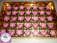 CHOCOLATE LOVE & SAKURA (35PCS - RM45)