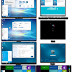 Download Windows 8 Skin Pack for Windows 7