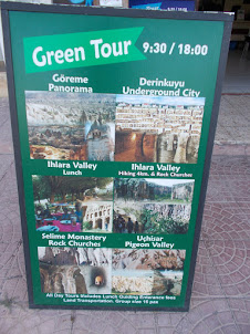 """Saturday(19-9-2015):-""""GREEN TOUR"""" with """"Nomad group"""""""