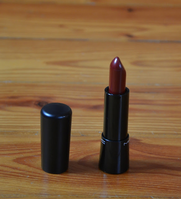 Review: MAC Mineralize Lipstick in All Out Gorgeous