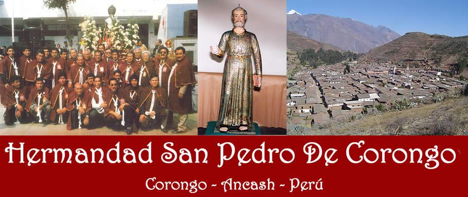 Hermandad San Pedro de Corongo [HSPC]