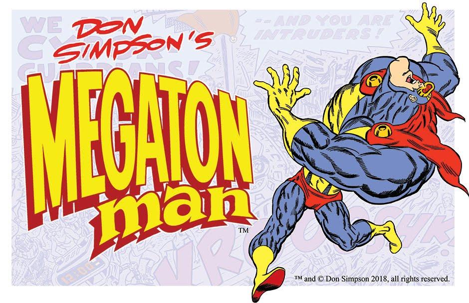 Megaton Man™