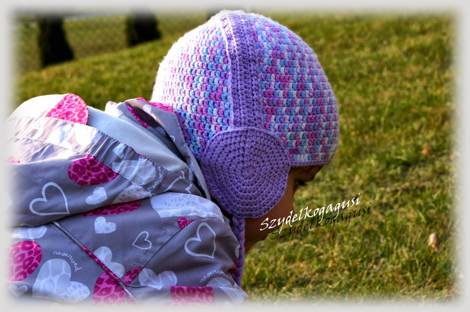 czapka z nausznikami