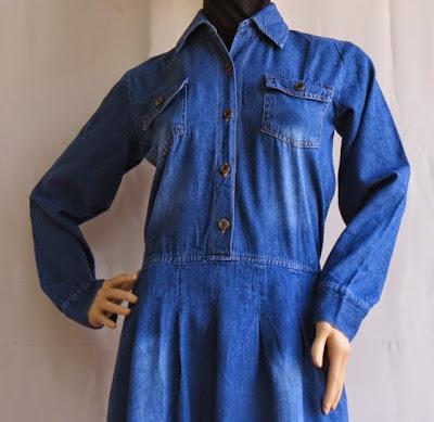 Maxi Jeans Washed Lavia