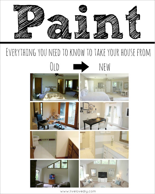 How To Paint Trim: everything you need to know to do it yourself!