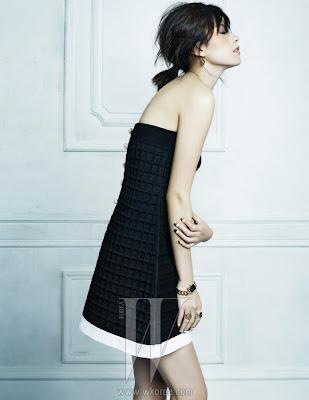 Han Hyo Joo W Korea Magazine May 2013 Flawless Perfection Modern Times