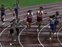 Olahraga Lari Estafet