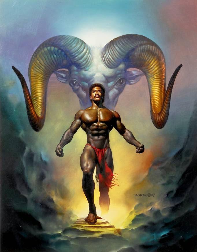 Coleccionista de Imagenes: Boris Vallejo, Signos del Zodiaco