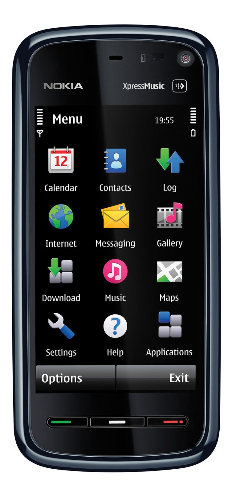 windows 7 5 in ur 5800 xpress music rh techinicalhacks blogspot com Nokia 6600 Nokia 5310