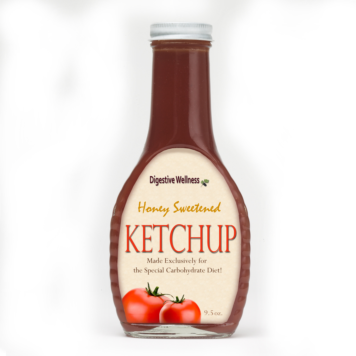 Specific Carbohydrate Diet: Win Three Bottles Ketchup!