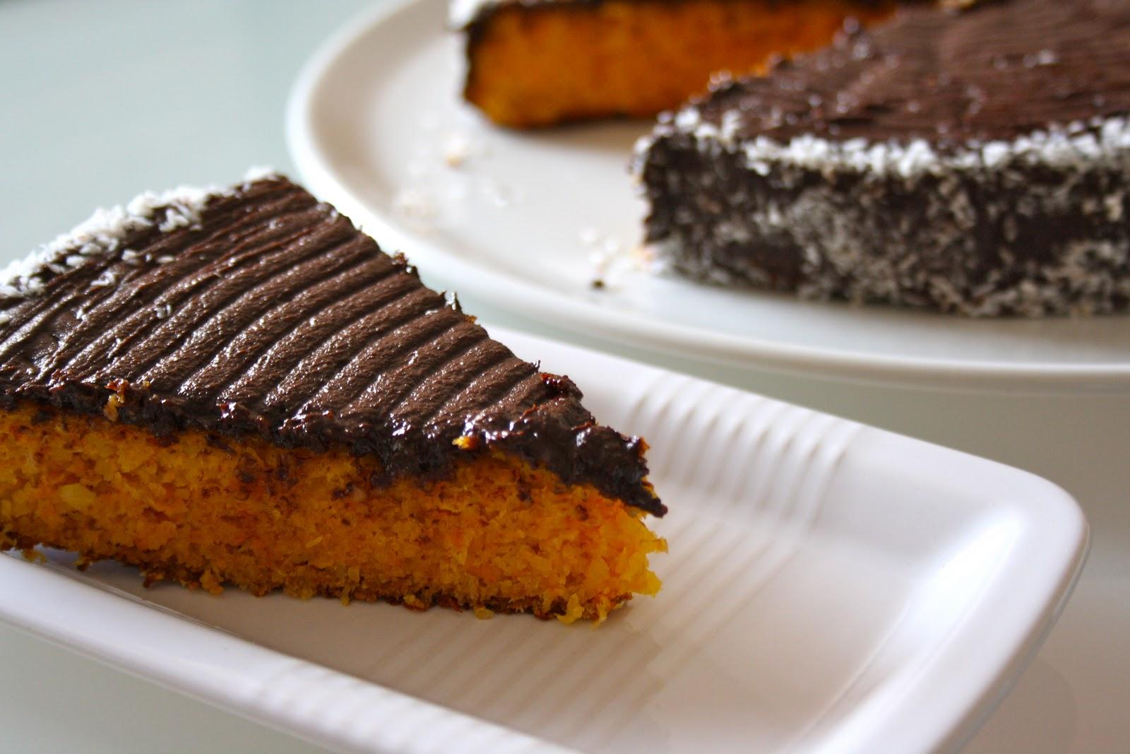 Ricette Kenwood Cooking Chef: Torta carote e cioccolato con il ...