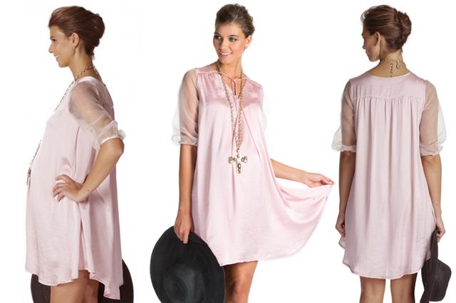 vestido premama oxido mit mat mama