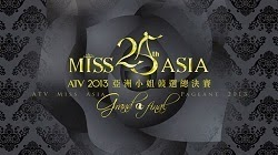 Chung Kết Hoa Hậu Châu Á - ATV Miss Asia Pageant 2013 Grand Final