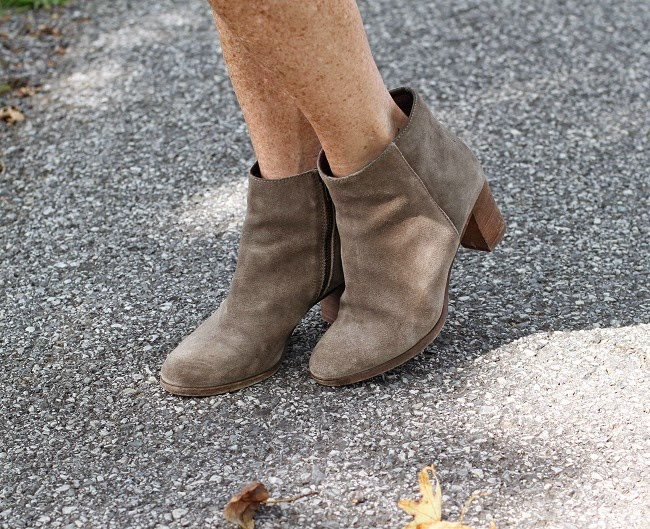 jcrew suede booties