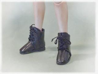 handmade boots for amado gravagno bjd