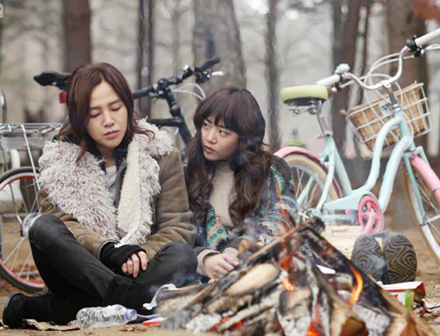 Kim Boong do Girlfriend Kim Boong do Choi Hee Jin