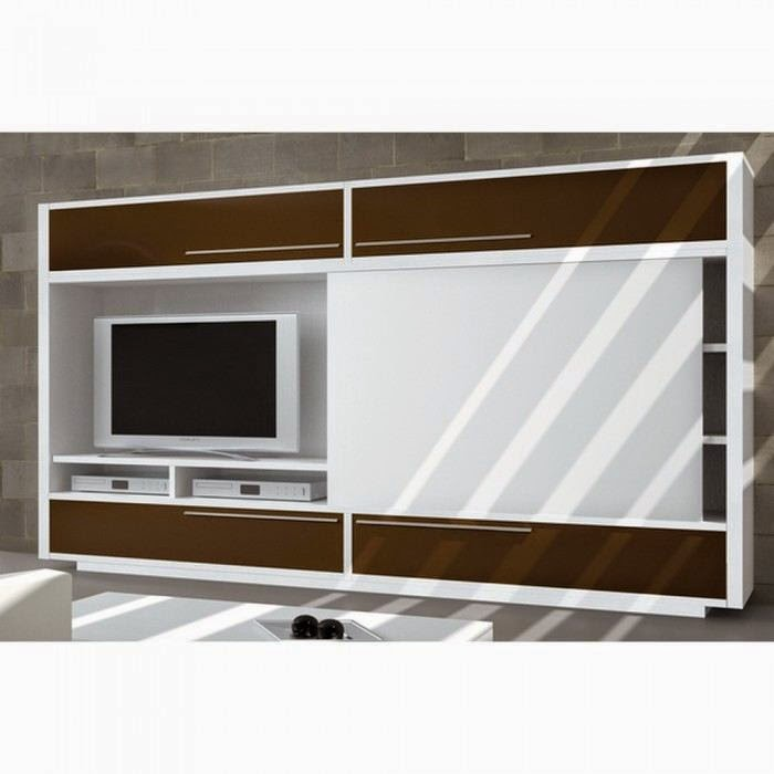 Meuble tv porte coulissante ikea maison design for Ikea meuble mural tv