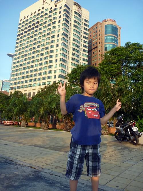 ルネッサンス リバーサイド サイゴン(RENAISSANCE RIVERSIDE HOTEL SAIGON )