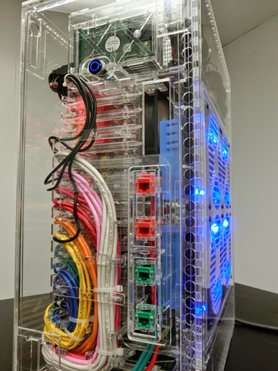 Raspberry Pi cluster project