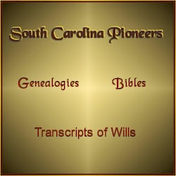 South Carolina Genealogy Resources