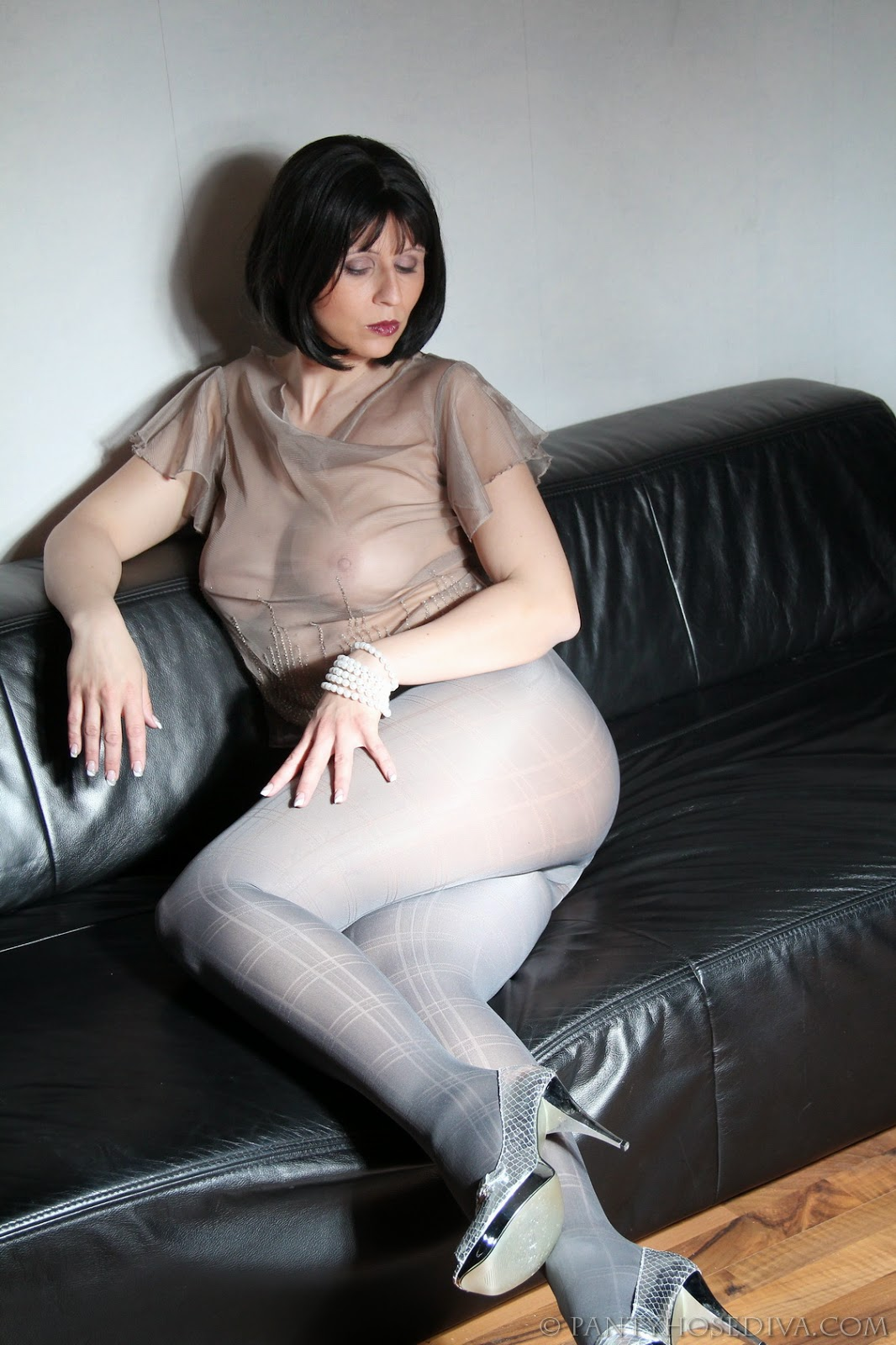 Bit Of Matures And Pantyhose Horny 81