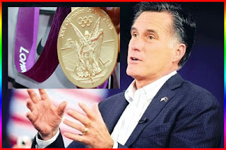 Romney assure tax free for Olympians