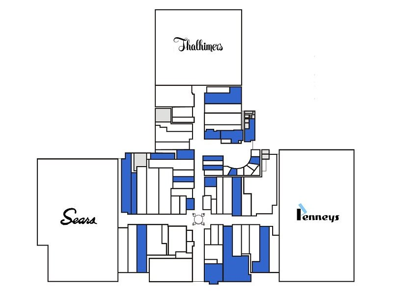 Regency Square Mall Food Court Richmond Va